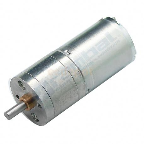 Motor Reductor JGA25-370 12V 400RPM
