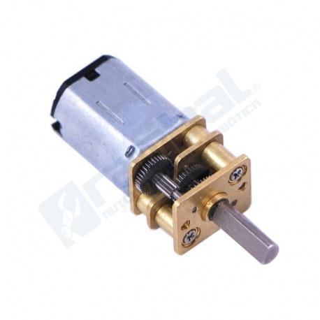 Motor-Reductor Metálico N20 380:1