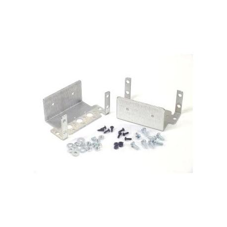 Soportes para Servo Motores-001 (El par)