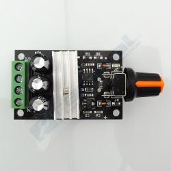 Regulador velocidad PWM para motores y cargas de CC