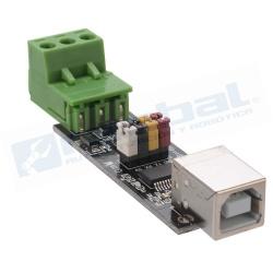 Conversor Adaptador USB Max485 FTDI 232