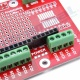 Shield Board Prototipo Expansion Raspberry Pi 2/3 Modelo B Y B+