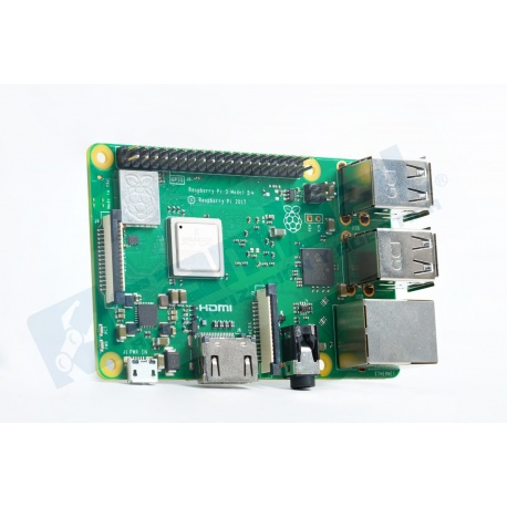 Raspberry Pi 3 Modelo B+(Plus)