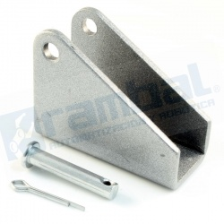 Soporte 58x45x62mm Para Actuador Lineal PZ