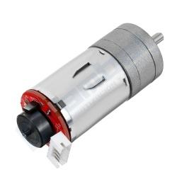 Motor Engranaje Encoder VR4