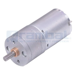 Motor Reductor JGA25-SUPER PLUS 12V 21RPM