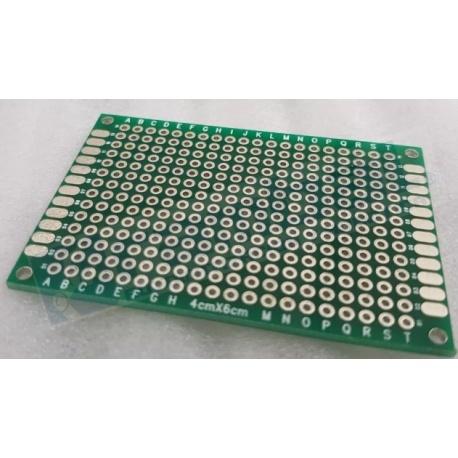 Placa Protoboard Universal PCB 4x6