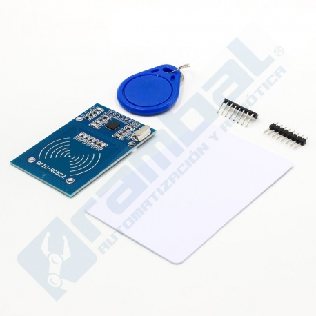 Lector RFID RC522 13.56MHz