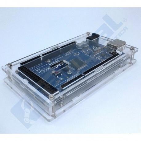 Caja acrilico Arduino Mega 2560