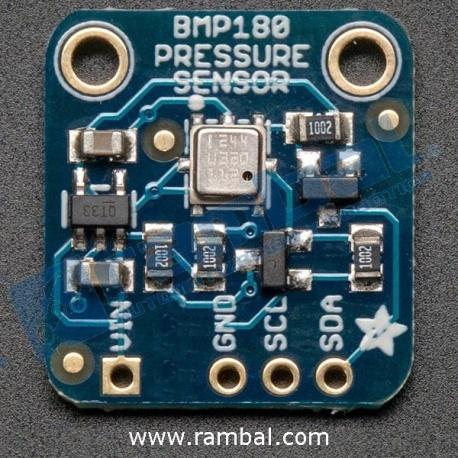 Altimetro Barometro BMP180