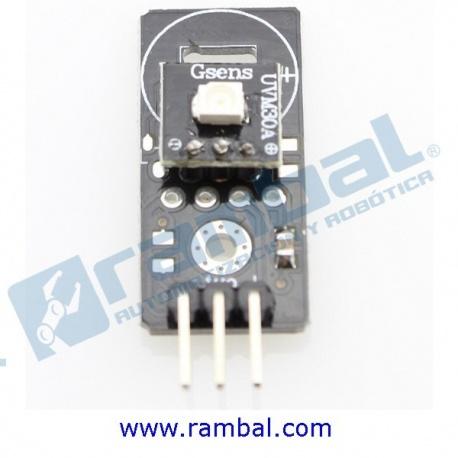 Sensor Ultravioleta (UV) - UVM30A