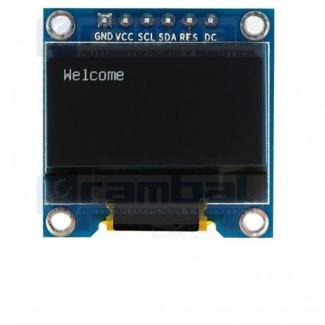 "Modulo Oled LCD 0.96"""