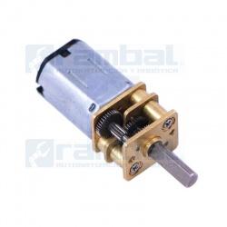 Motor-Reductor Metalico GA12Y N20 60RPM