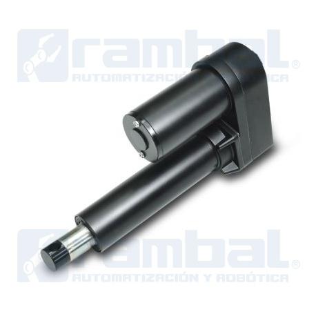 """Actuador Lineal Electrico Matusy 4"""" - 04PZ con Encoder"""