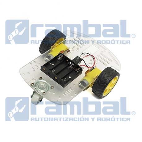 Robot Car Chassis Kit