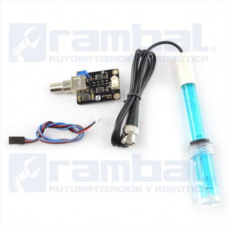Kit sensor PH análogo