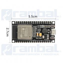 modulo WiFi Esp32