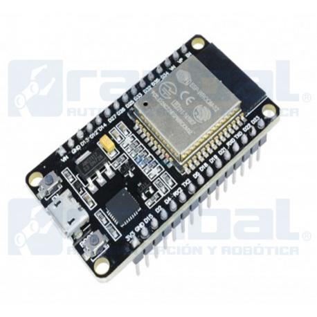 ESP32S WiFi +Bluetooth (30Pines)