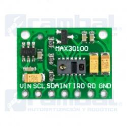 Pulsioximetro Max 30100