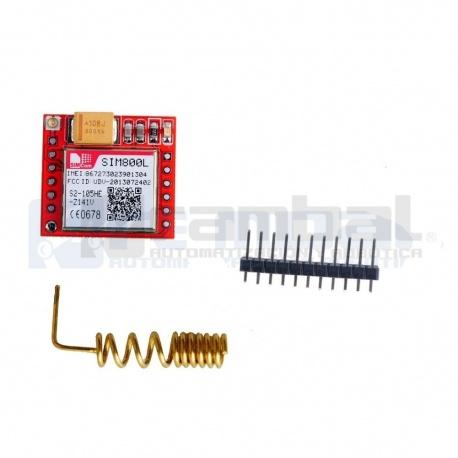 Modulo SIM800L GPRS GSM