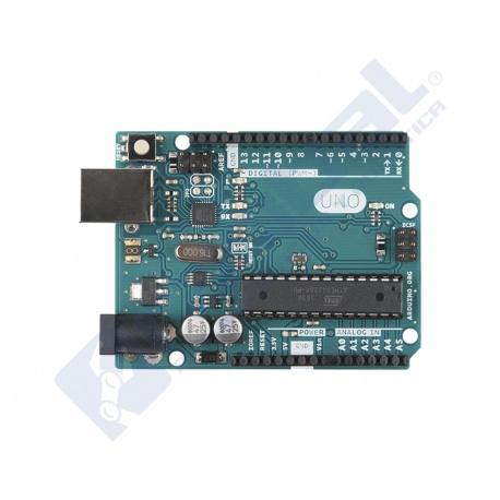 Arduino UNO R3 Rambal Chile