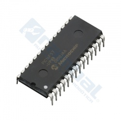 BASIC Stamp 2 Interpreter Chip (DIP)
