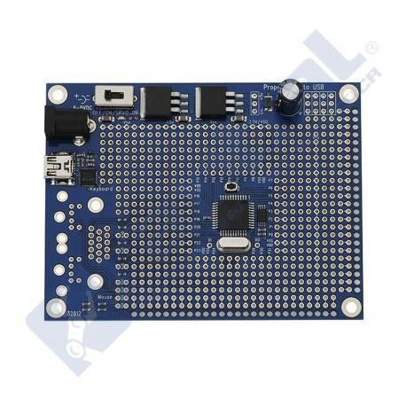 Propeller Proto Board USB