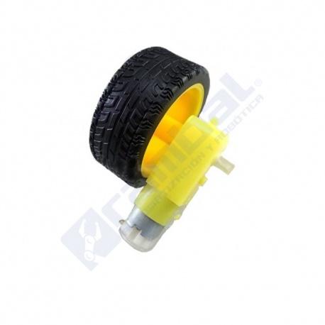Motorreductor Kit con rueda (Promo. temporal)