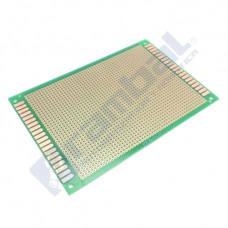 Tarjeta perforada SingleSide 100x150mm