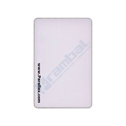 RFID R/W 54mm x 85mm Rectangle Tag
