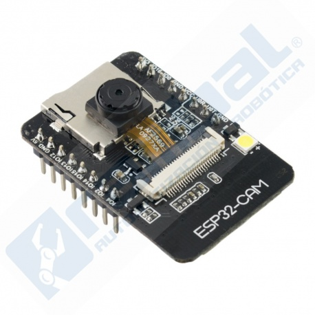 Modulo ESP32-CAM con WI-FI y Bluetooth