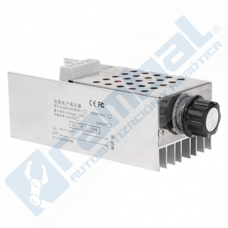 Dimmer Regulador 220VAC 10000W