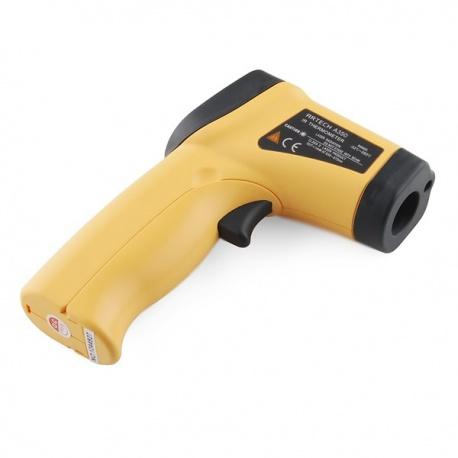 Sensor de temperatura a distancia