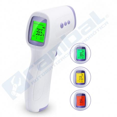 Termómetro digital infrarrojo sin contacto HG-01