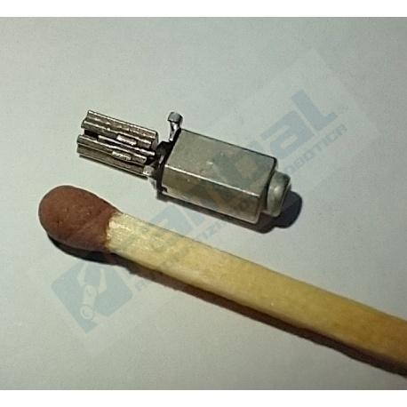 Micro motor de vibracion, 4.0 mm x 5.5 mm, DC 1.5V-3V