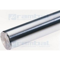 Eje guía shaft lineal acero inoxidable 5x100mm