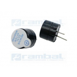 Parlante Buzzer Speaker Activo 12mm 5V