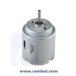 Motor de corriente continua (Sin cables)