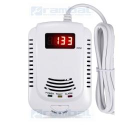 Detector fuga de Gas 90-240V AC