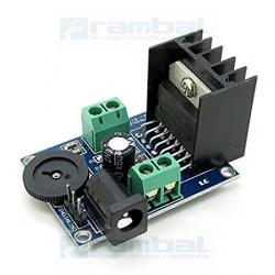 Modulo amplificador de potencia 2 canales TDA7266