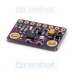 Módulo acelerómetro y barómetro de 3 ejes GY-91 MPU9250 + BM280 10DoF
