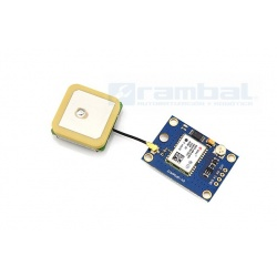 Modulo GPS GY-NEO6M V2 GPS con antena APM2.5
