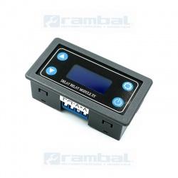 Temporizador Relay Programable XY-WJ01