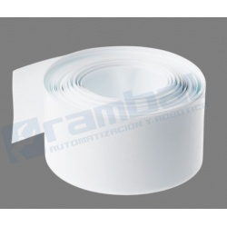 Tubo Aislante Termoretráctil de PVC 43mm x 1mt.