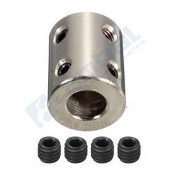 Rigid Shaft Coupler Acoplamiento 10x10 mm