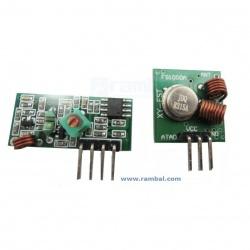 433Mhz Modulo Receptor Transmisor