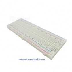 Breadboard-Blanco(16,5 x 5,5)